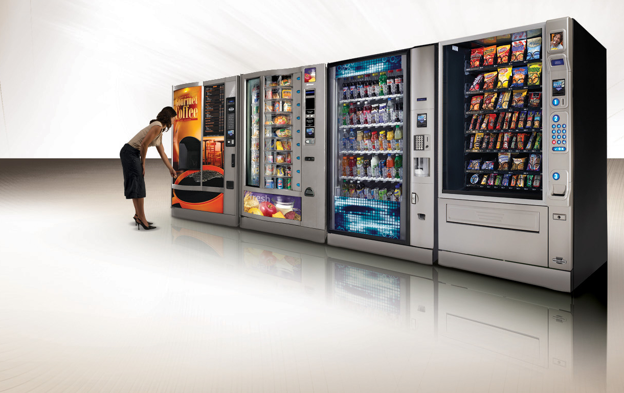what is a vending machine